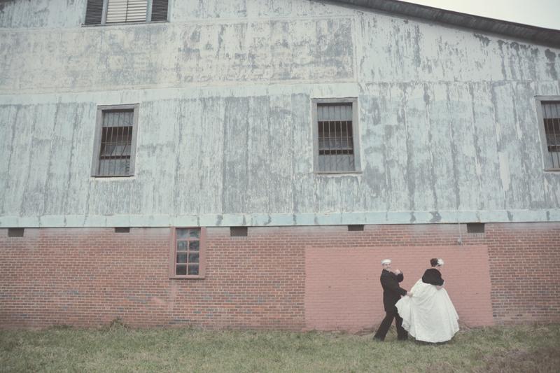 Carrollton Train Depot Wedding Photography - Whitney and Eric Wedding - Six Hearts Photography01