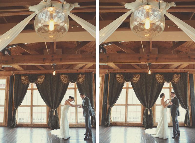 Roswell Mill Wedding Photography - Margaret + Luke Wedding - Six Hearts Photography30