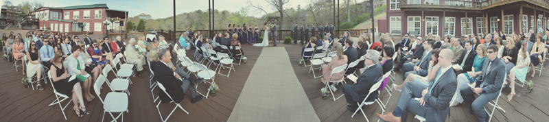 Roswell Mill Wedding Photography - Margaret + Luke Wedding - Six Hearts Photography44