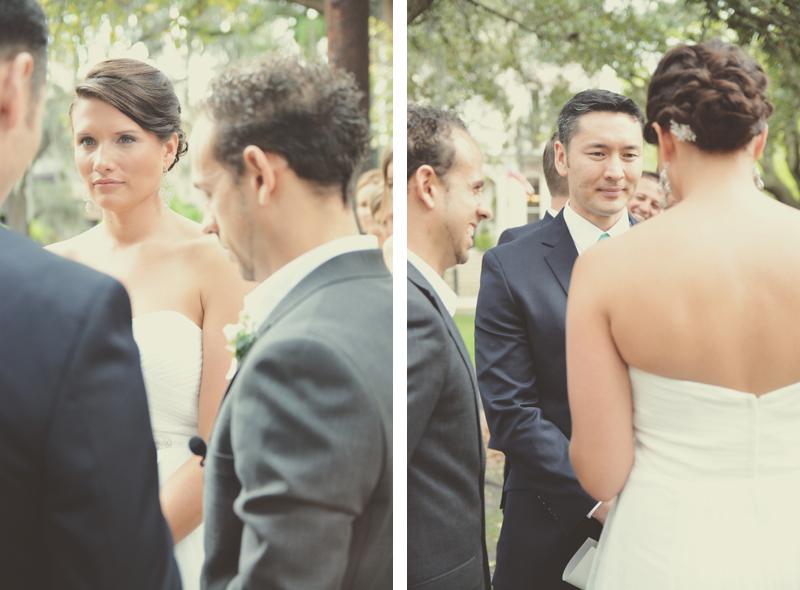Savannah Wedding Photography - LaFayette Square - Amanda + John - Six Hearts Photography28