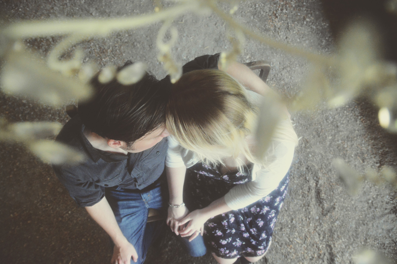 Vinewood Wedding Photography - Heather and Eric Engagement Session - Six Hearts Photography23