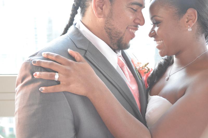 Atlanta Peachtree Club Wedding Photography - Keyanna and Jesse - Six Hearts Photography01