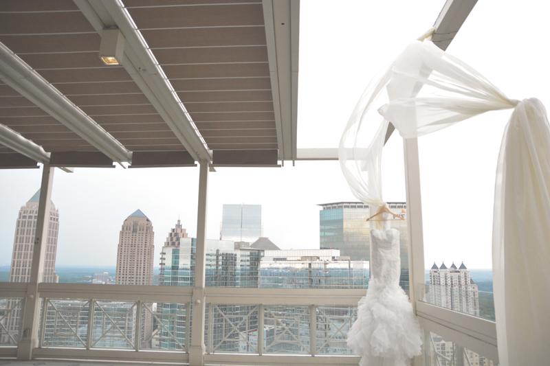 Atlanta Peachtree Club Wedding Photography - Keyanna and Jesse - Six Hearts Photography03