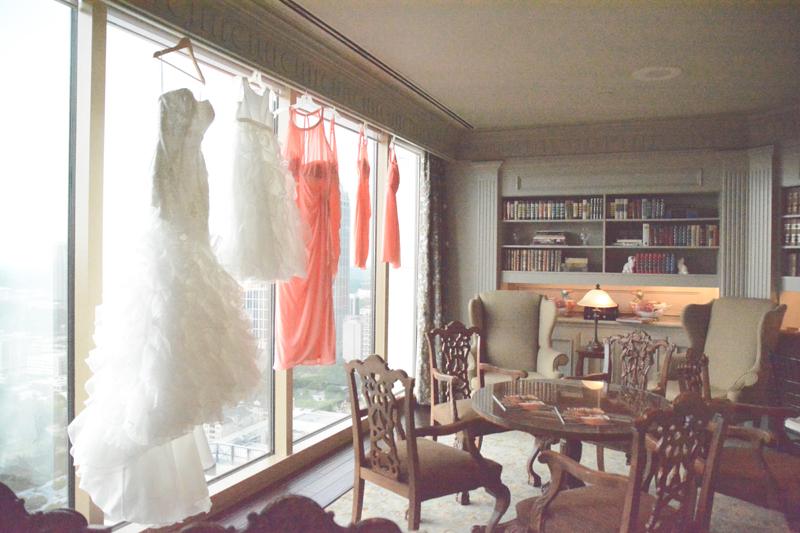 Atlanta Peachtree Club Wedding Photography - Keyanna and Jesse - Six Hearts Photography10