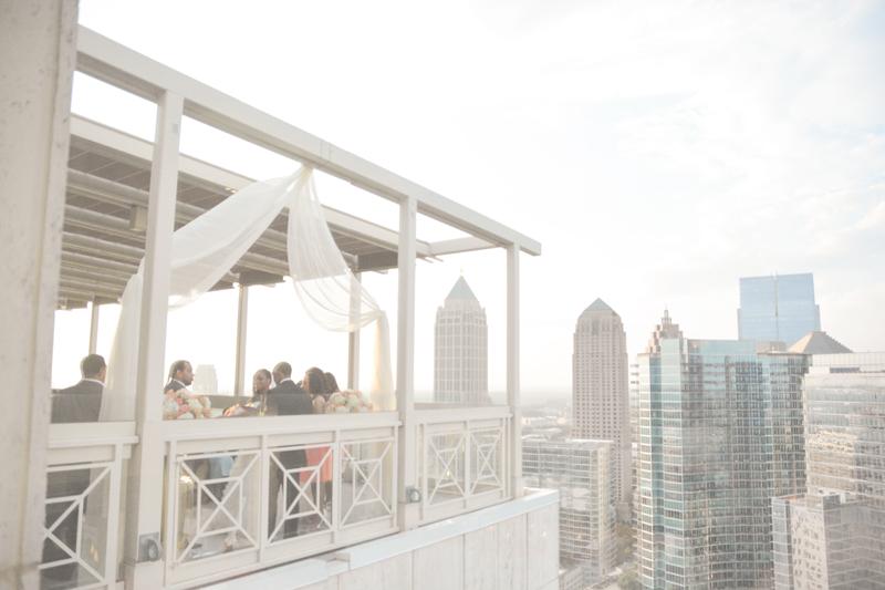Atlanta Peachtree Club Wedding Photography - Keyanna and Jesse - Six Hearts Photography24