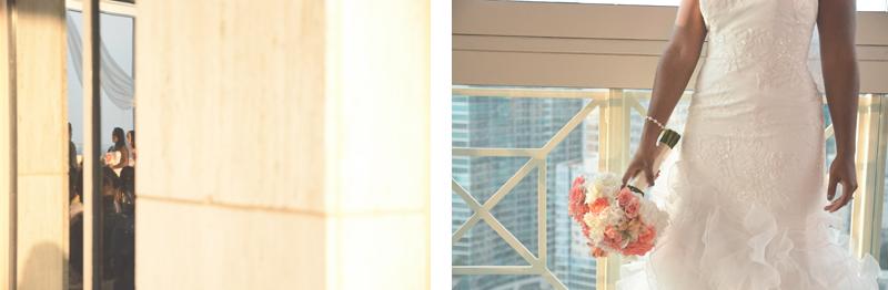 Atlanta Peachtree Club Wedding Photography - Keyanna and Jesse - Six Hearts Photography25