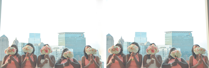 Atlanta Peachtree Club Wedding Photography - Keyanna and Jesse - Six Hearts Photography29