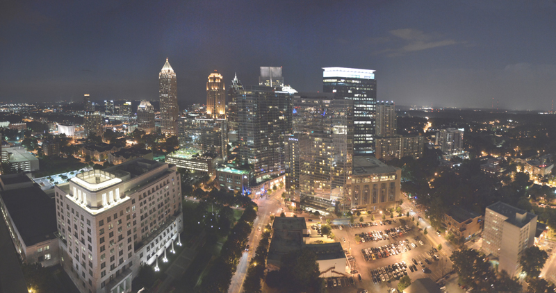 Atlanta Peachtree Club Wedding Photography - Keyanna and Jesse - Six Hearts Photography44