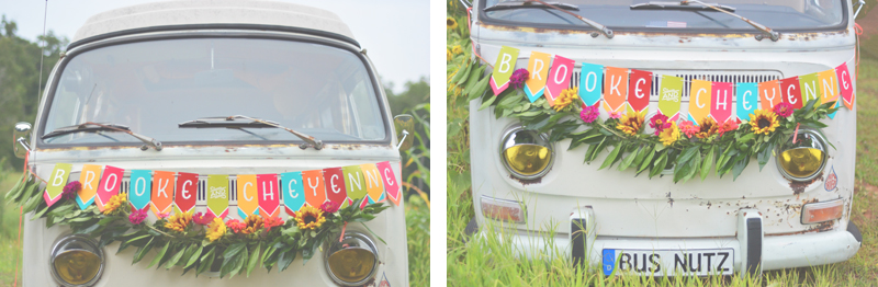 Same Sex Sunflower Field Wedding - Brooke + Cheyenne Elopement Picnic - Six Hearts Photography 27
