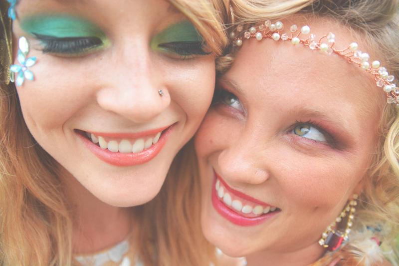 Same Sex Sunflower Field Wedding - Brooke + Cheyenne Elopement Picnic - Six Hearts Photography 43