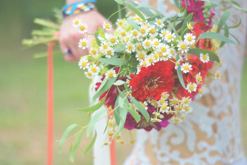 Same Sex Sunflower Field Wedding - Brooke + Cheyenne Elopement Picnic - Six Hearts Photography 45