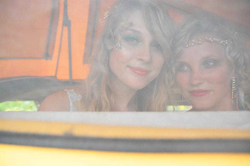 Same Sex Sunflower Field Wedding - Brooke + Cheyenne Elopement Picnic - Six Hearts Photography 85