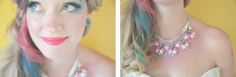 Lisa Frank Wedding Inspiration - Friendors Inspiration Collaboration - Six Hearts Photography46
