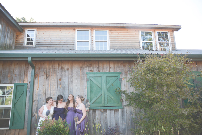 Dawsonville Cold Creek Farm Wedding Photography - Corinne + Zebekiah Wedding - Six Hearts Photography18