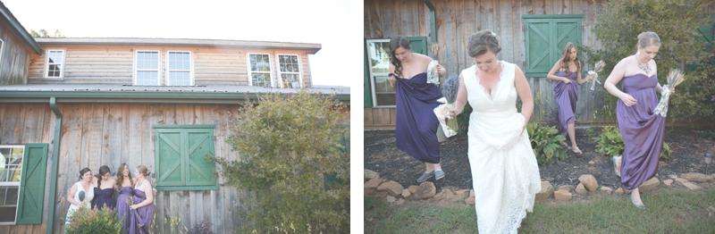 Dawsonville Cold Creek Farm Wedding Photography - Corinne + Zebekiah Wedding - Six Hearts Photography19