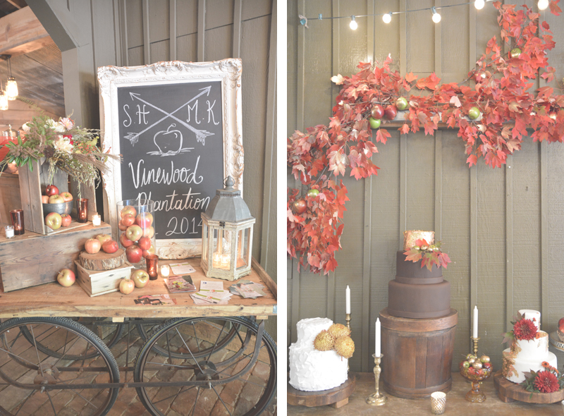 Vinewood Plantation Wedding Photography - Fall 2014 Open House Styled Shoot - Six Hearts Photography34