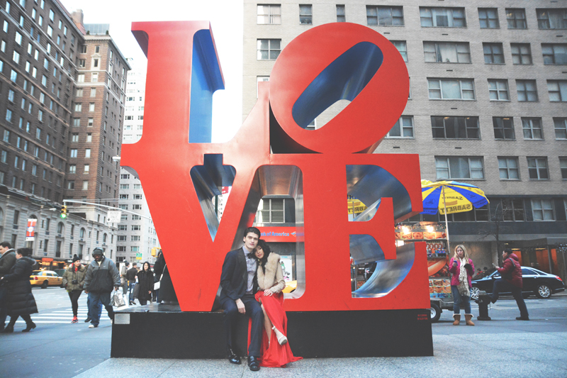 New York Pre Wedding Photography - Valentines Day Inspiration Friendors Inspiration Collaboration - Six Hearts Photography02