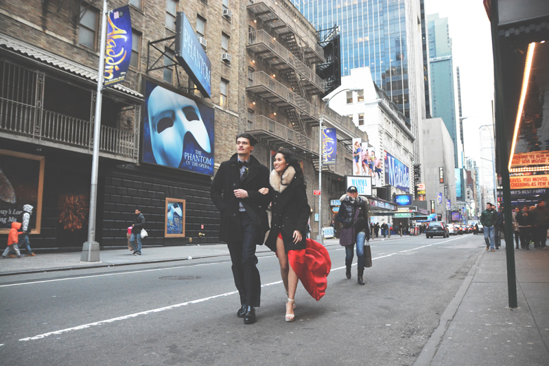 New York Pre Wedding Photography - Valentines Day Inspiration Friendors Inspiration Collaboration - Six Hearts Photography40