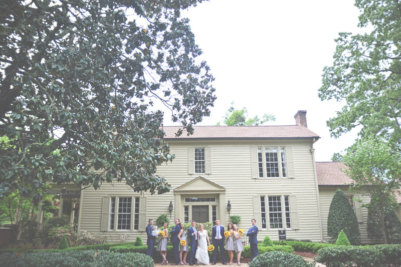Atlanta Wedding Photography - Caitlin and Khris - Six Hearts Photography03