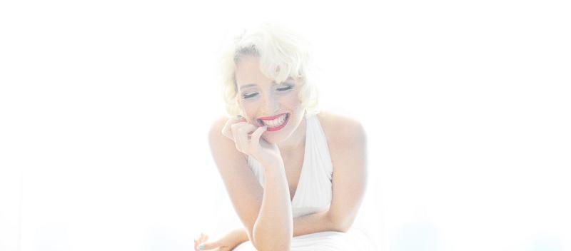 Marilyn Monroe Recreation - Six Hearts Photography01