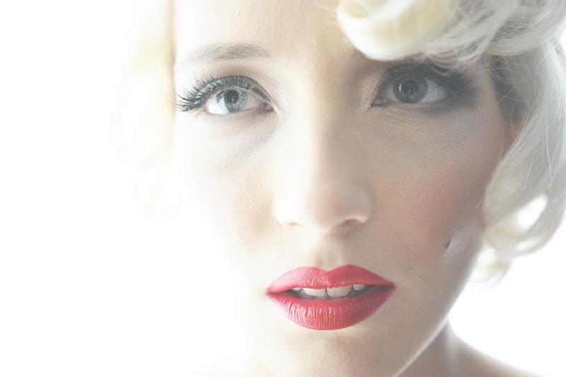 Marilyn Monroe Recreation - Six Hearts Photography11