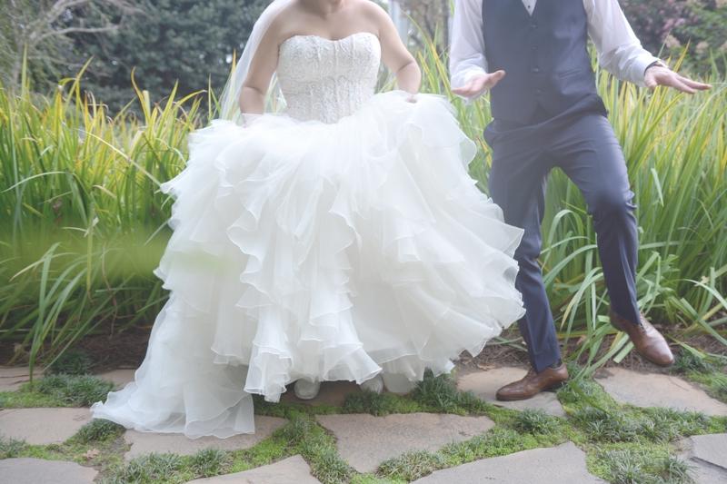 Atlanta Bowling Alley Wedding - Six Hearts Photography 020