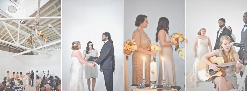 Wedding at The Big Studio at King Plow - Six Hearts Photography29