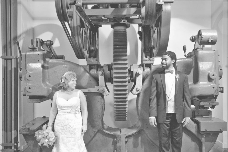 Wedding at The Big Studio at King Plow - Six Hearts Photography32