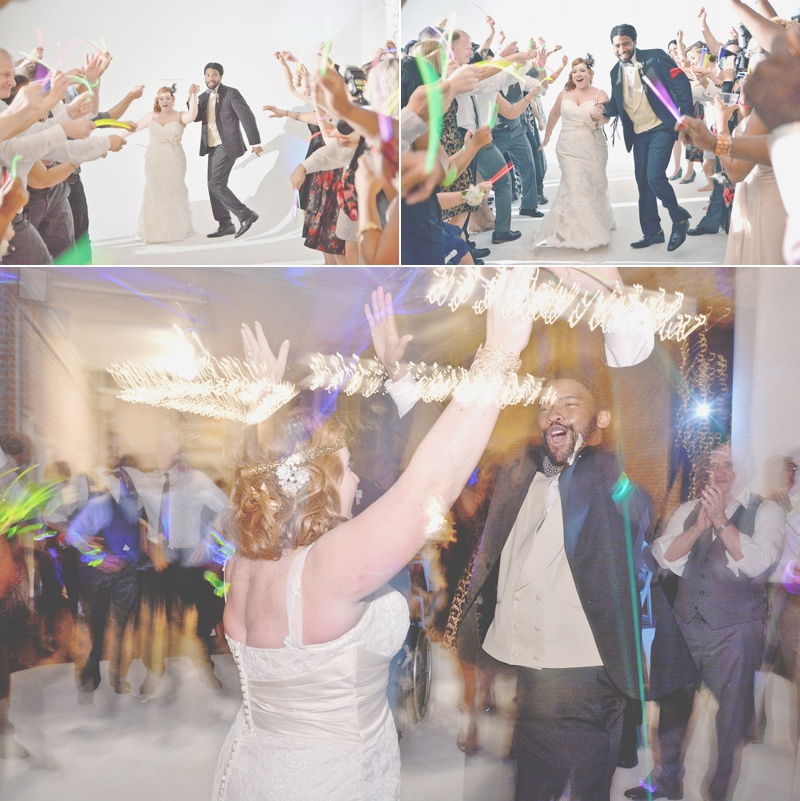 Wedding at The Big Studio at King Plow - Six Hearts Photography39