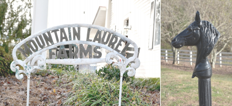 Wedding at Mountain Laurel Farm - Six Hearts Photography 002