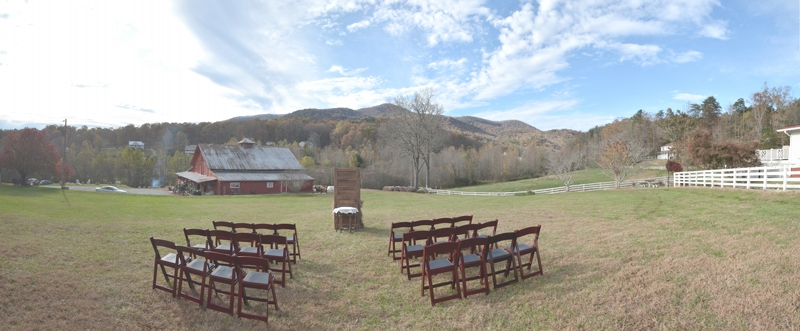 Wedding at Mountain Laurel Farm - Six Hearts Photography 008