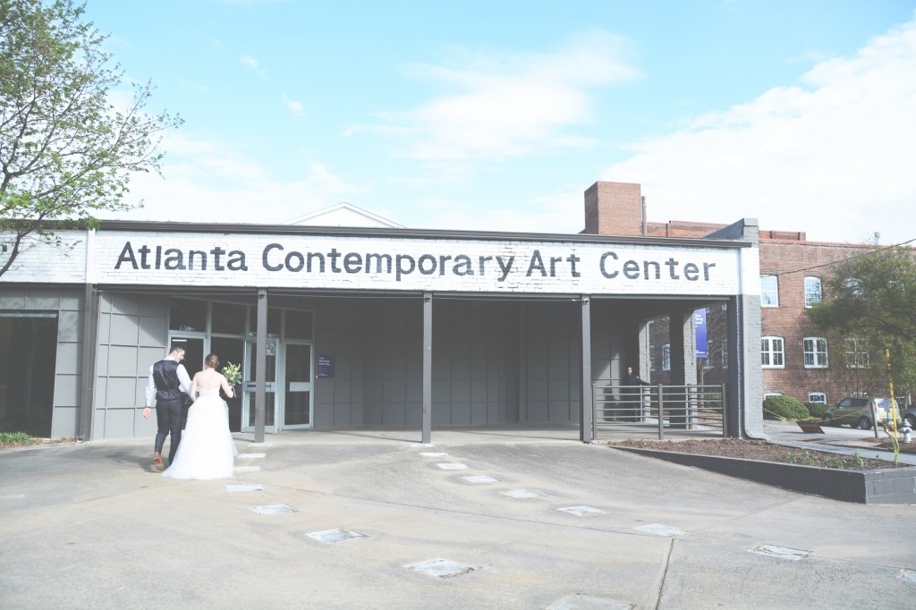 Atlanta Contemporary Arts Center Wedding - Six Hearts Photography01