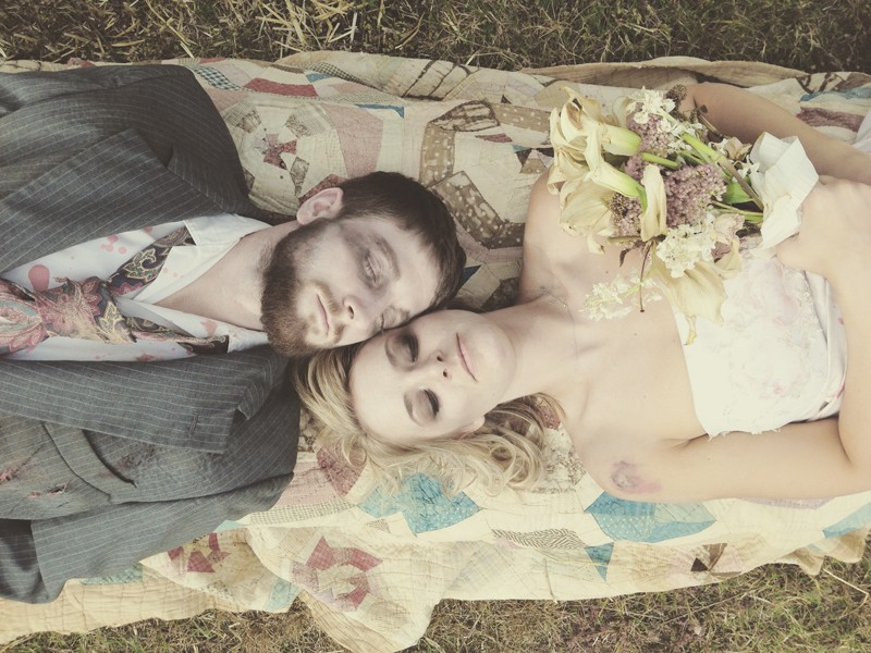 Zombie-Wedding-Bash-Zombie-Wedding-Photography-Famous-William-Company-1