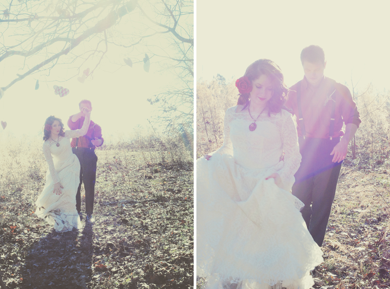 Valentines Day Wedding - Six Hearts Photography005
