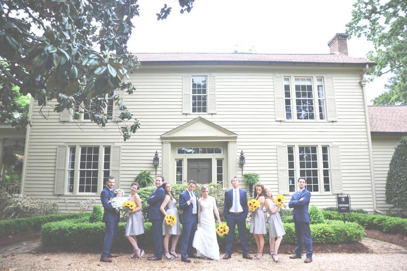 Wedding at Vinewood Plantation - Six Hearts Photography014