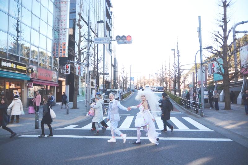 Harajuku Tokyo Japan Wedding - Six Hearts Photography0001