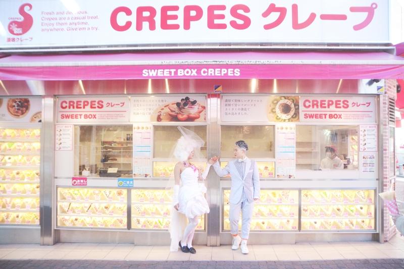Harajuku Tokyo Japan Wedding - Six Hearts Photography0003