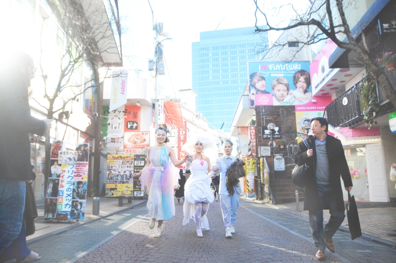 Harajuku Tokyo Japan Wedding - Six Hearts Photography0016