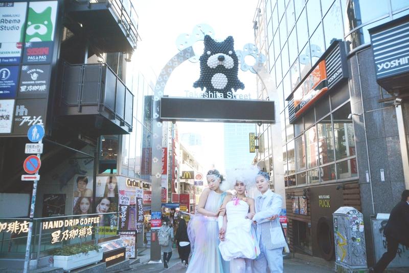 Harajuku Tokyo Japan Wedding - Six Hearts Photography0035