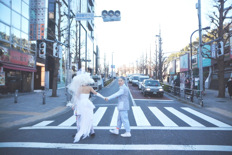 Harajuku Tokyo Japan Wedding - Six Hearts Photography0050